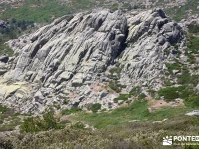 Circo de La Pedriza;clubes de senderismo excursiones en el dia club de montaña en madrid